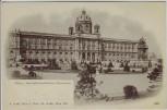AK Wien Naturhistorisches Museum Österreich 1900
