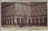 AK Paris Place des Pyramides et Statue de Jeanne d'Arc Frankreich 1904