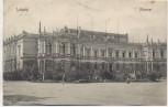 VERKAUFT !!!      AK Leipzig Museum 1907