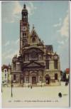 AK Paris L'Eglise Saint-Etienne du Mont Frankreich 1910