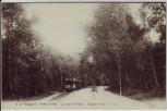 AK Paris Plage Le Touquet La route d'Etaples Frankreich 1910