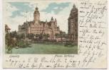 AK Leipzig Neues Rathaus 1907