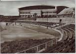 AK Foto Schwerin Sport- und Kongreßhalle mit Stadion 1968