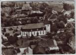AK Foto Jeinsen über Elze Luftbild Ortsansicht mit Kirche bei Pattensen 1967