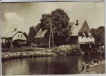 AK Foto Himmelpfort bei Fürstenberg/Havel Am Kanal 1970