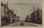 AK Regensburg Greflingerstrasse mit Militärlazarett 1910 RAR