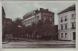 AK Hof an der Saale Hum. Gymnasium 1934