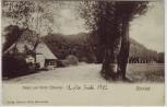 AK Altenhof Kiekut und Kieler Chausee bei Eckernförde 1909
