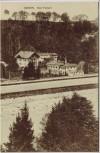 AK Isartal Bad Pullach Ortsansicht 1910