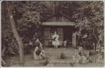 AK Bad Elmen Schneewittchen und die sieben Zwerge Salzelmen Schönebeck (Elbe) 1910