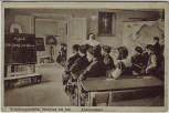 AK Erziehungsinstitut Neuhaus am Inn Klassenzimmer mit Frauen 1910 RAR
