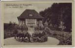 AK Saalfeld / Saale Unterkunftshaus der Feengrotten Thüringen 1920