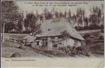 AK Glashof in Waldau Schwarzwaldhaus bei Titisee-Neustadt 1906