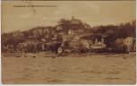 AK Hamburg Elbestrand bei Blankenese Süllberg 1920