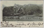 AK Oberammergau Ortsansicht Bayern 1900