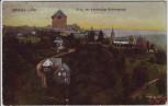 AK Burg an der Wupper Bergisch Land Grafenschloß bei Solingen 1928