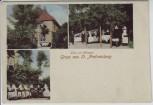 AK Gruss aus St. Sankt Andreasberg Elim mit Anlagen Frauen bei Braunlage 1910 RAR