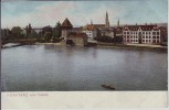 AK Konstanz am Bodensee Ortsansicht vom Casino 1905