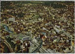 AK Foto Wuppertal Luftbild Fliegeraufnahme 1967