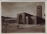 AK Foto Stuttgart Hauptbahnhof 1941