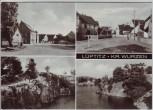 AK Mehrbild Lüptitz bei Lossatal Kreis Wurzen 1968