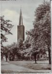 AK Foto Bitterfeld Blick auf Katholische Kirche 1975