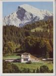 AK Obersalzberg bei Berchtesgaden Berghof Haus Wachenfeld 1935