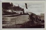 AK Foto Obersalzberg bei Berchtesgaden Berghof Haus Wachenfeld 1936