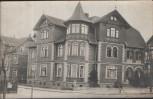 AK Foto Goslar Haus Eckhaus 1914