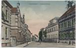 AK Zweibrücken Landauerstrasse mit Menschen Feldpost 1915 Sammlerstück RAR