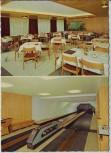AK Hornberg Cafe Pension Schondelgrund Kegelbahn Schwarzwald 1970