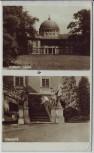 AK Veltrusy Weltrus Blick auf Schloss Tschechien 1940