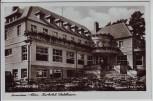 AK Foto Arendsee (Altmark) Kurhotel Waldheim 1940