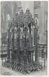AK Nürnberg Sebaldusgrab von Peter Vischer 1910