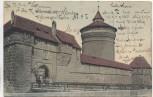 AK Nürnberg Frauentor 1909