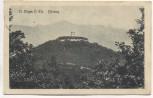 AK St. Gilgen Elsass Pflixburg b. Wintzenheim Winzenheim Haut-Rhin Frankreich Zugpost 1914