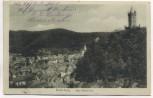 AK Dillenburg Vom Köppel aus Feldpost 1915