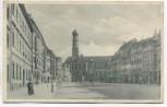 AK Augsburg Obere Maximilianstraße mit St. Ulrich Offizielle Festpostkarte 57. Generalversammlung der Katholiken Deutschlands 1910
