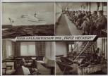 AK Mehrbild FDGB-Urlauberschiff TMS Fritz Heckert 1963