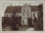 AK Lessen Łasin Blick auf Haus der NSDAP Westpreußen Polen 1940 RAR