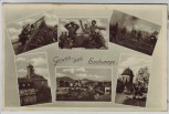 AK Mehrbild Gruss aus Eschwege Soldaten Glockenturm Ortsansicht Feldpost 1939