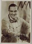 AK Foto Autograph Manfred von Brauchitsch Rennfahrer Mercedes Silberpfeil signiert Autogramm 1935 RAR