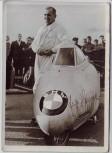 AK Foto Autograph Ernst Jakob Henne Rennfahrer BMW 500 Kompressor signiert Autogramm 1937 RAR
