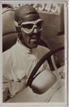 AK Foto Tazio Nuvolari Rennfahrer Auto-Union 1940 RAR