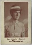 AK Foto Autograph Kurt Schindler Chemnitz Radrennfahrer Radsport Diamant Fahrrad signiert Autogramm 1938 RAR