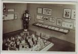AK Foto Berlin Mitte Museum für deutsche Geschichte Clara-Zetkin-Str. 26 Innenansicht Bürger und Ritter im Mittelalter 1955