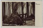 AK Foto Benneckenstein (Harz) Indianerdorf bei Oberharz am Brocken 1955