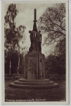 AK Foto Coburg Landsmannschafts-Denkmal Oberfranken 1931