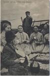 VERKAUFT !!!   AK Wenden auf dem Felde beim Vesper Wendenlande Sorben sorbische Tracht 1924 RAR