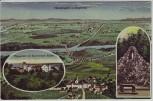 Künstler-AK Schweinspoint und Umgebung Marxheim 1920